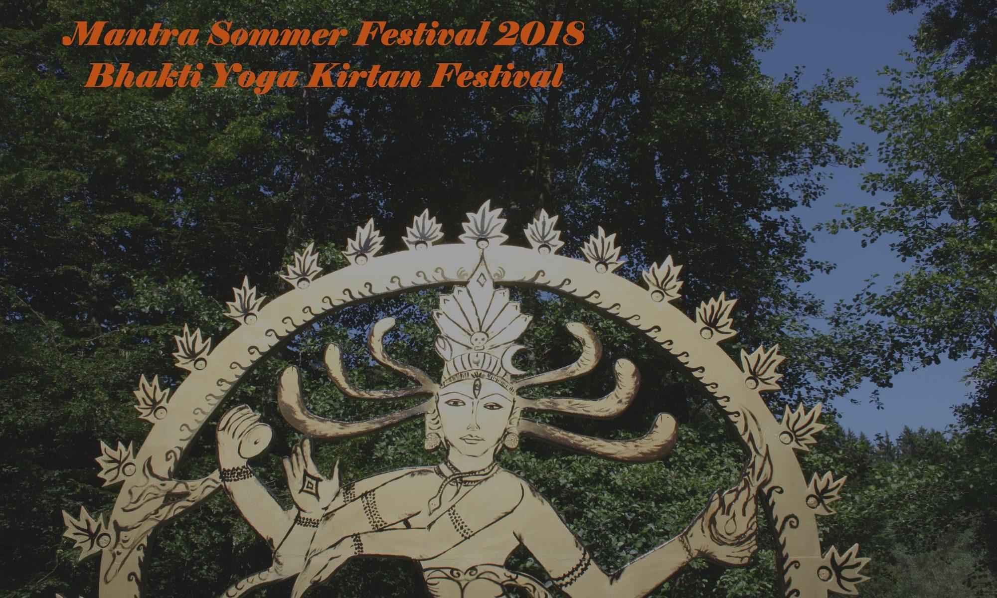 Mantra Sommer Festival 2018